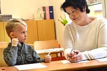 Zápis do první třídy mají předškoláci za sebou v Jincích.