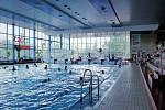 Vnitřní bazén v Příbrami