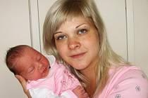 Sára Matejovičová se prvně přihlásila o slovo ve středu 1. července a v ten den vážila 3 kg a měřila 48 cm. Radost z nejmladšího člena rodiny má maminka Karolína, tatínek Jan a dvouletý Honzík z Rožmitálu pod Třemšínem.
