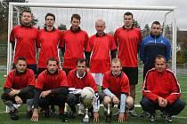 Vítěz 19. Ligového poháru FAMK: Knockout 83 team Příbram.