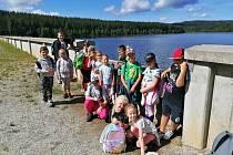 Letní kempy v Základní škole Bohutín.