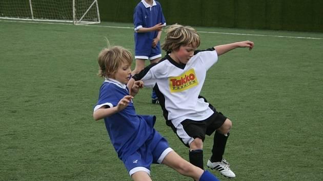 V úterý 6. května se hrálo okrskové kolo McDonald´s Cupu v kategorii 1. až 3. tříd základních škol.