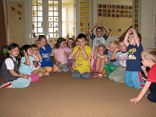 Mateřská škola Kličkova vila
