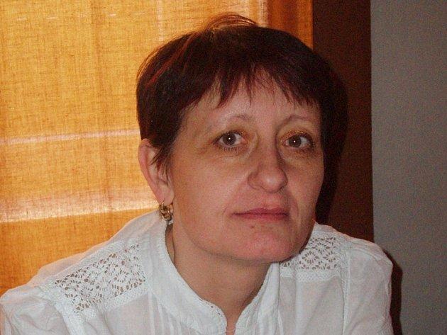 Lenka Labudová, Březnice.