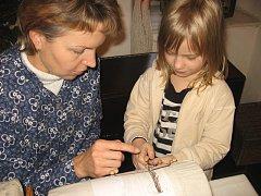 Minulý ročník ukázky lidových řemesel v hornickém domku v Příbrami