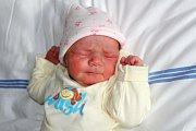 Thea Žůrková se narodila 3. ledna s váhou 3,61 kg a 51 cm Jitce a Danielovi z Votic.