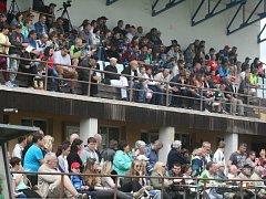 Utkání Rožmitál - Březnice bylo zařazeno do projektu Dneska první liga!