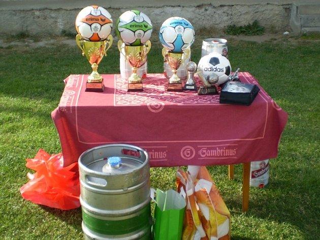 Gambrinus Cup ve Věšíně.