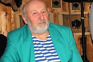 Příbramský muzikant a učitel Karel Eliáš.