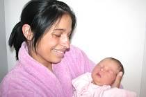 V pátek 14. září maminka Jitka spolu s tatínkem Janem z Příbrami poprvé  sevřela v náručí svoje první děťátko – dcerku Jitku Popovičovou, která má z toho dne u jména zapsánu váhu 3,02 kg  a míru 48 cm.