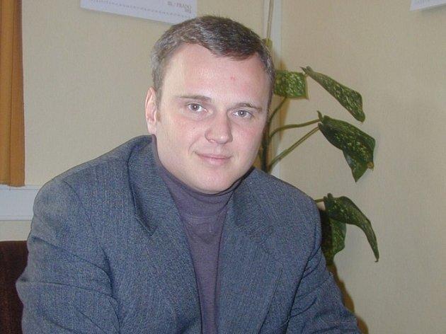 Roman Boček v době, kdy ještě šéfoval příbramské nemocnici