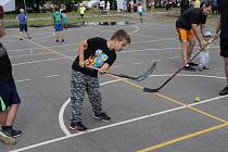 Na sportování dětí město v poslední době zaměřilo i několik velkých veřejných akcí.
