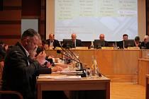 Ze zasedání příbramského zastupitelstva města.