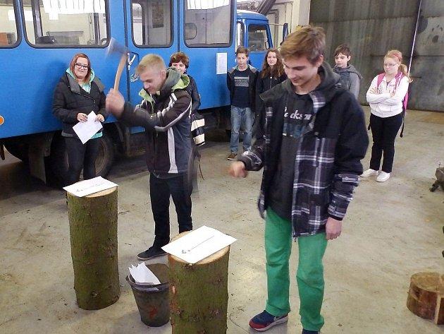 Foto z akce Zkusme si to a soutěže Soběslavská růže.