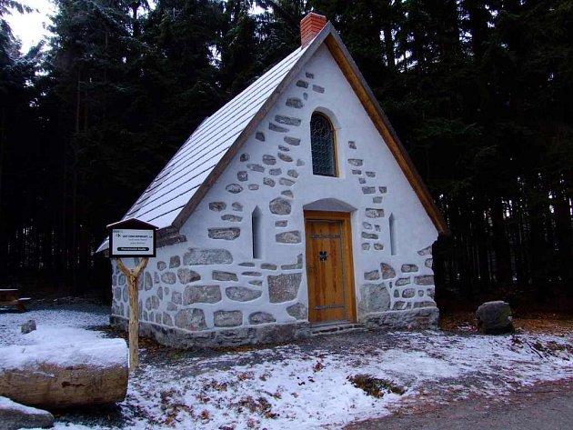 Rekonstrukce Třemšínské kaple přišla na 450 tisíc korun.