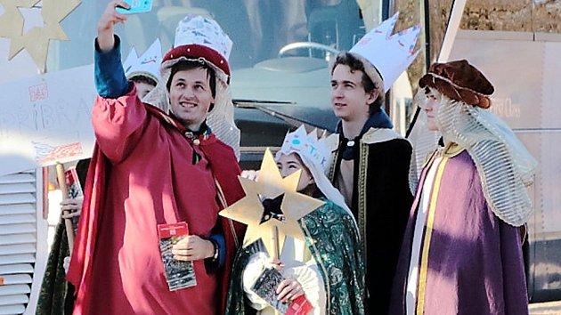 Tři králové z Příbrami už před koncem roku překročili hranice