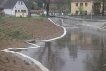 V polovině května se následkem prudkých dešťů zvedla hladina vody Vlčavy a byl vyhlášen první povodňový stupeň.