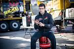 Pilot dakarského kamionu Martin Macík: Ladíme Karla na sezonu