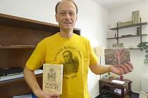 David Hroch, ředitel sedlčanského muzea.