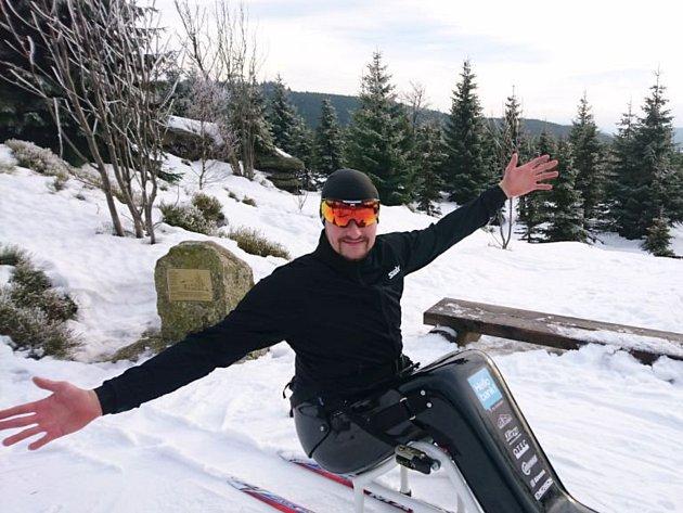 Jan Tománek absolvoval další soustředění