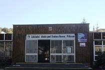 Základní škola pod Svatou Horou v Příbrami.