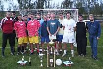 Finalisté věšínského turnaje Auto-Rampa Cup.