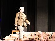 Jedenáctý ročník Dne divadla příbramského Gymnázia pod Svatou Horou se letos věnoval německému dramatu a literatuře.