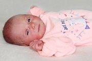 Nikola VIKTOROVÁ se narodila 17. dubna s váhou 2,49 kg a mírou 46 cm rodičům Lukášovi a Haně z Příbrami.