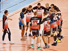 Začátkem září se ve Sportovní hale Příbram odehrál volejbalový turnaj s mezinárodní účastí.