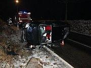 Řidič usedl za volant pod vlivem alkoholu.