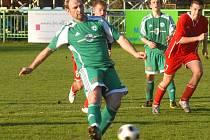 Stanislav Puchmajer z penalty alespoň snížil na konečných 1:2.