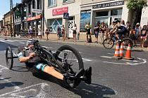 Paratriatlonista Jan Tománek absolvoval první zahraniční závod v letošní sezoně. Tím byl v Polsku Garmin Iron Triathlon Ślesin.