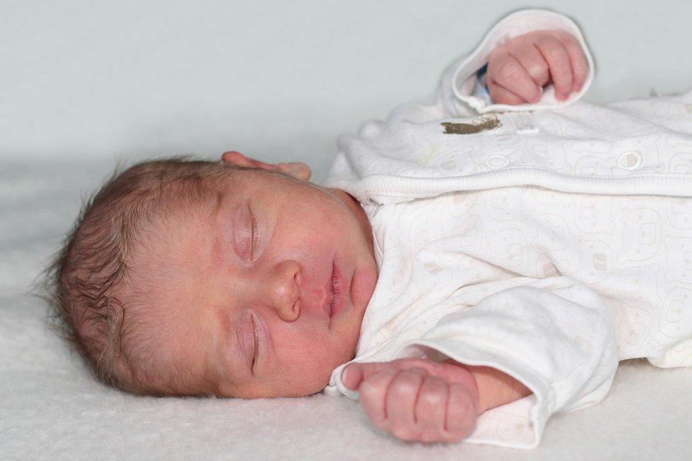 Lukáš Reinbergr z Prahy, narozený 13. ledna 2019, vážil 3450 g a měřil 50 cm, rodiče Šárka a Tomáš, a doma čeká bratr David (4).