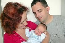 Od středy 10. června mají maminka Stanislava a tatínek Jan z Příbrami radost ze svého prvorozeného syna Lukáše Váchy, který má z toho dne u jména zapsánu váhu 3,22 kg a míru 49 cm.