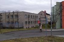 Bývalá budova Krajské hygienické stanice v Příbrami.
