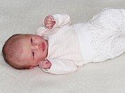 Eliška KRIŠTŮFKOVÁ se narodila 2.května s váhou 2,84 kg a mírou 47 cm Vendule a Zdeňkovi z Čísovic.  Doma už se na sestřičku těší Natálka (11). Foto: František Gahler