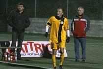 Liga malého fotbalu: Příbram - Blansko.