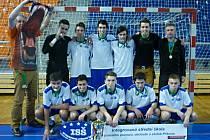 Družstvo ISŠ HPOS Příbram je mistrem republiky ve Středoškolské futsalové lize 2012/13.