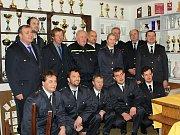 Dobrovolní hasiči ze Svatého Pole jsou dalšími adepty na Dobráky roku.
