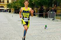 Triatlonista Tomáš Zikmund má za sebou úspěšnou sezonu, po které míří do elitní kategorie.