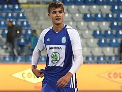 Stoper Mladé Boleslavi Matěj Chaluš byl po zápase s Příbrami, kde předtím dlouho působil, velmi zklamaný.