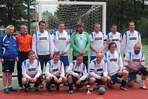 Národní házená Starý Rožmitál, současné mužstvo, které pod hlavičkou Spartaku Rožmitál hraje II. ligu.