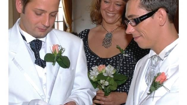 Svatba gayů