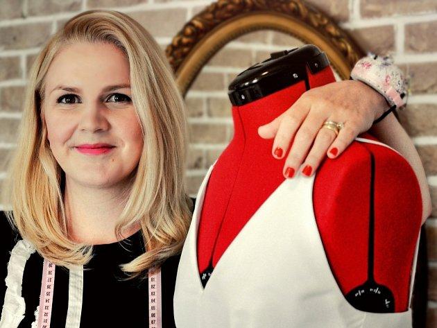 Daniela Ettlerová se snu stát se návrhářkou nevzdala.