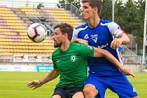 Fotbalisté Příbrami a Vlašimi na sebe v nadcházející sezoně narazí v boji o mistrovské body.