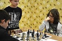 Otevřený přebor městyse Jince v šachu mládeže.