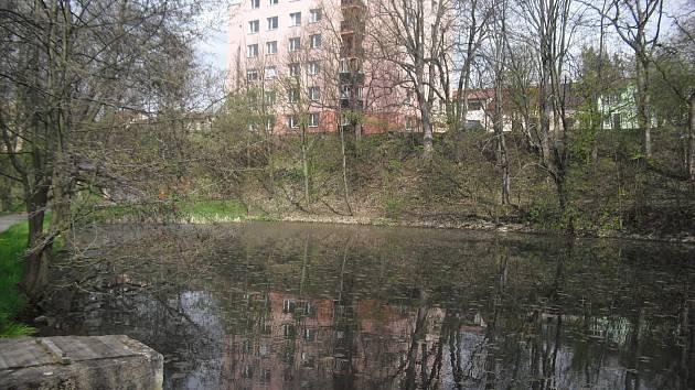 Okolí Čekalíkovského rybníka chce město Příbram revitalizovat.
