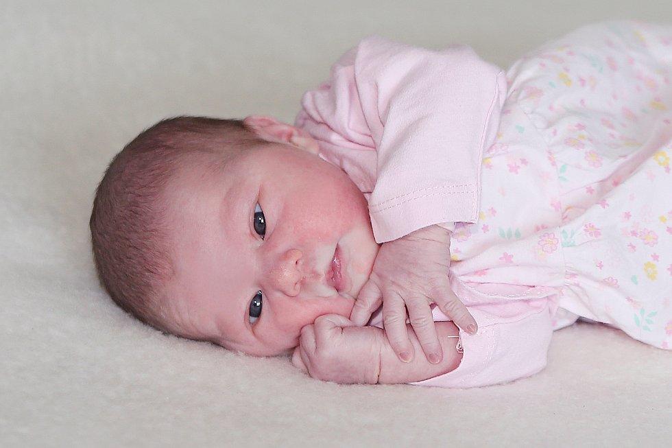 Vanessa Dvořáková se narodila 29. října 2019 v Příbrami. Vážila 3350 g a měřila 50 cm. Doma v Kamýku nad Vltavou ji přivítali maminka Veronika, tatínek David a pětiletý bratr Davídek.