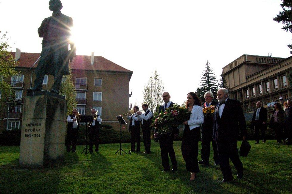 Ve středu byl zahájen již 47. ročník Hudebního festivalu Antonína Dvořáka.