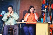 Pokračování úspěšné nádražácké komedie Bedřich Hrozný Nový život zahrají ochotníci v Rožmitále.